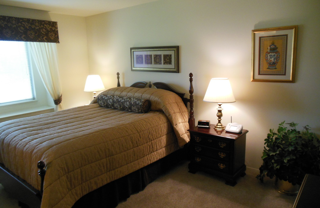 Saddle Brook Master Bedroom
