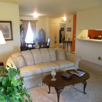 Saddle Brook Living Room